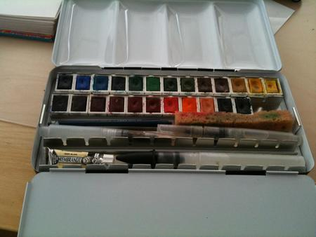 New paintbox.