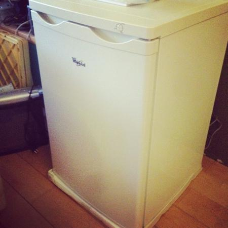 New freezer arrived! #day50 #food